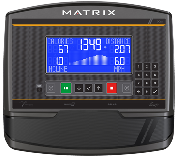Matrix T70XR preview 2