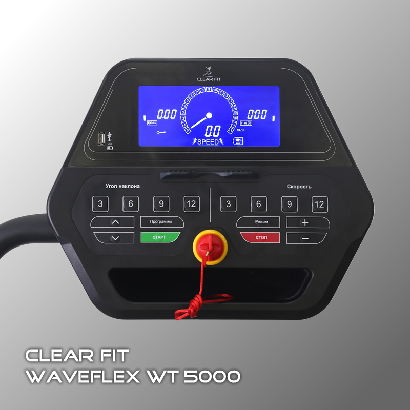 Clear Fit WaveFlex WT 5000 preview 2
