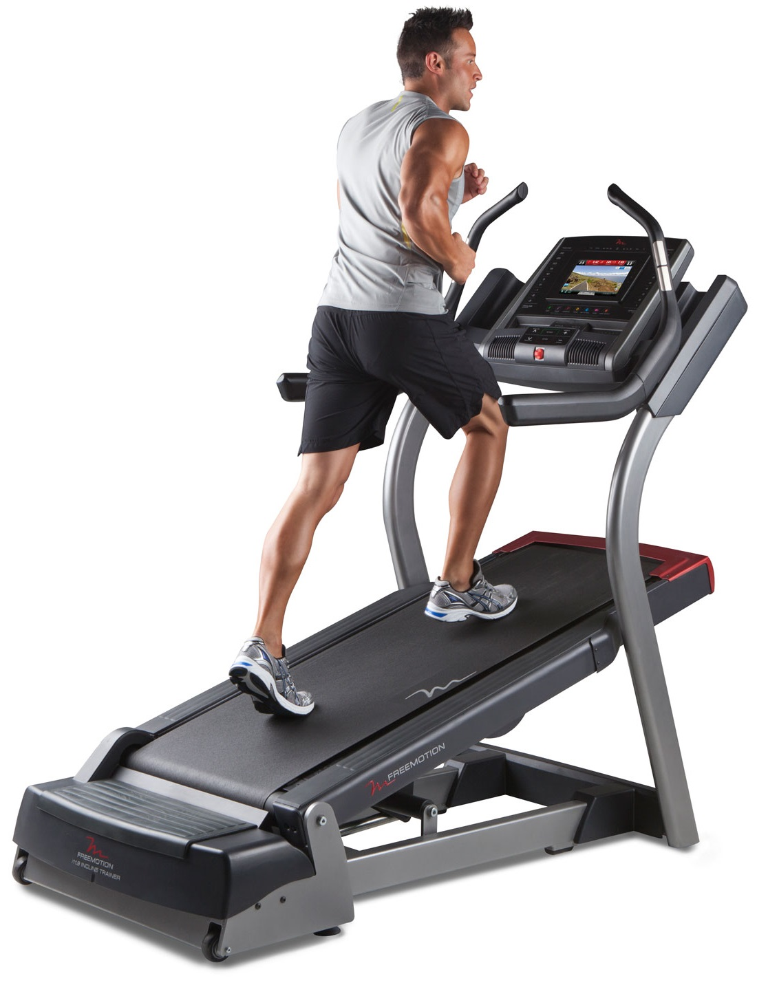 Freemotion i11.9 Incline Trainer preview 8