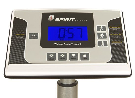 Spirit Fitness LW1000 preview 2